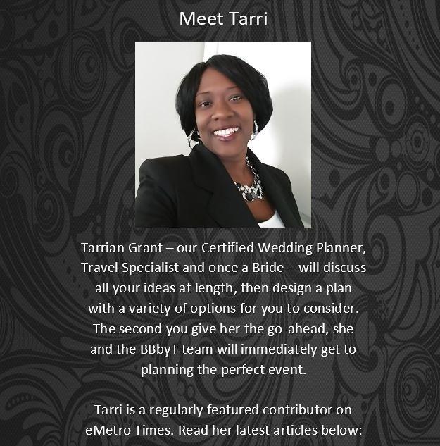 Atlanta Wedding Planners Meet Tarri